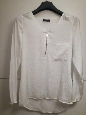 weiße Bluse neu von Laura Scott Gr.34