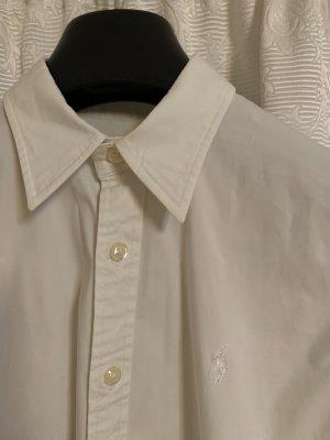 Weiße Bluse Ralph Lauren