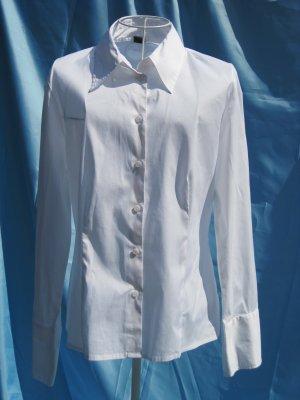 Weiße Bluse s. Oliver