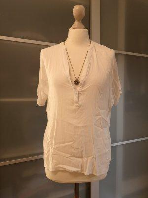 weiße Bluse Tom Tailor