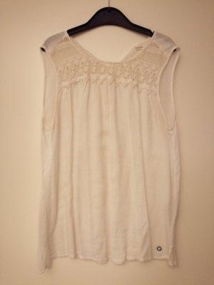 Weiße Bluse, Top