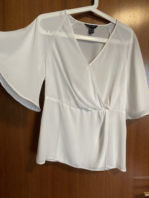 Weiße Bluse/Top New Look - Gr. 40