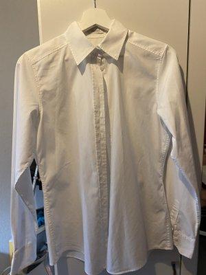 Weiße Bluse van Laack