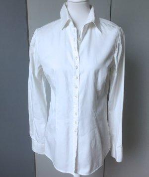 weiße Bluse von Aglini