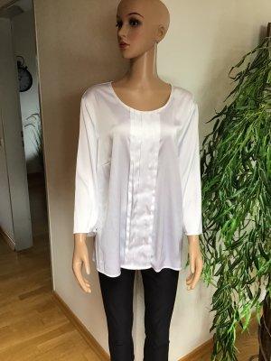 Weiße Bluse von Basler