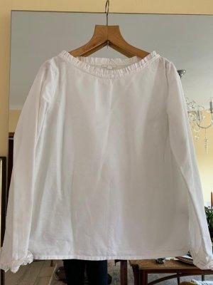 Weiße Bluse von COS Gr. 38