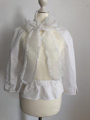 Weiße Bluse von Elisabetta Franchi Neu