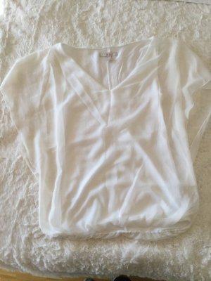 Weiße Bluse von Esprit, Größe 34