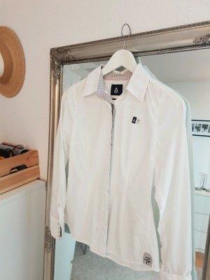 Weiße Bluse von Gaastra Gr. S