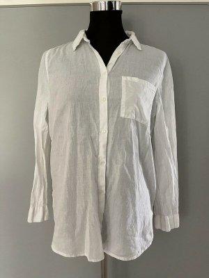 Weiße Bluse von H&M Divided, Gr. 36