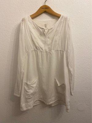 Weiße Bluse von H&M Gr.164/34/36