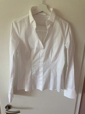 Weiße Bluse von Hugo Boss