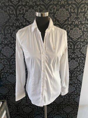 Weiße Bluse von Jacques Britt, Gr. 38
