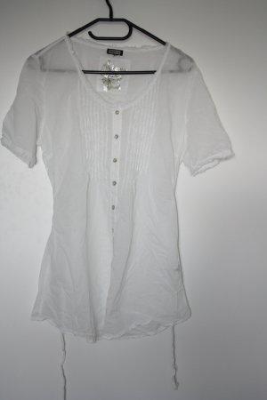 weiße Bluse von Kenny´s Gr. S