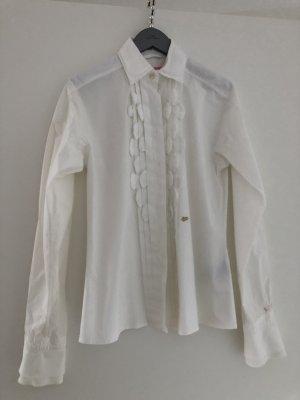 Weiße Bluse von Le Sarte Pettegole