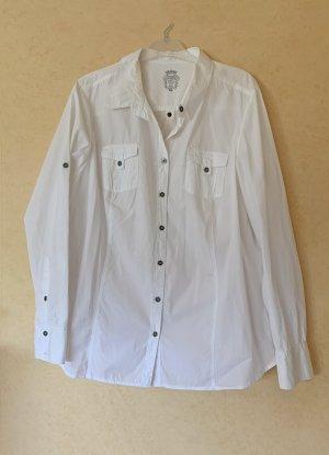weiße Bluse von Lerros, Größe 46