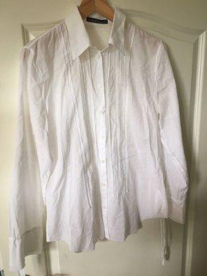 Weiße Bluse von Luisa Cerano, Gr. 40