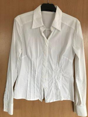 weiße Bluse von Marc Cain