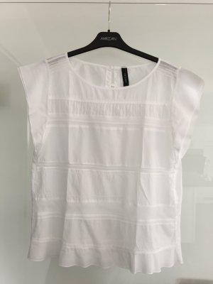 Weiße Bluse von Marccain