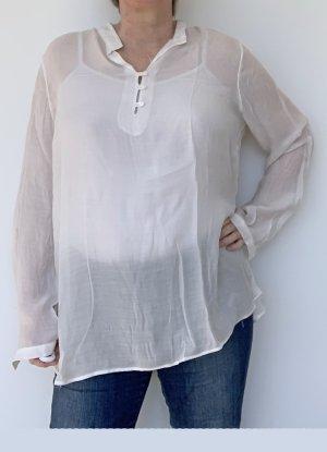 Milano Long Sleeve Blouse natural white-white viscose