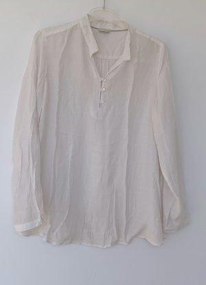 weiße Bluse von Milano, Gr. 48-50