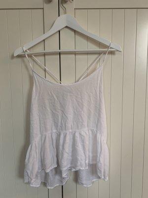Weiße Bluse von Monki