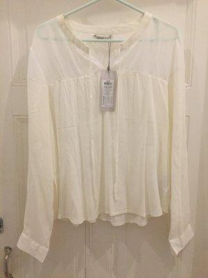 Weiße Bluse von Only, Gr 38 neu