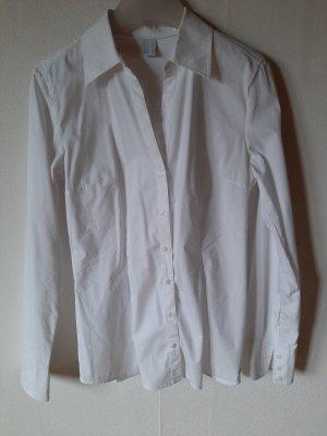 weiße Bluse von s.oliver - Größe 36