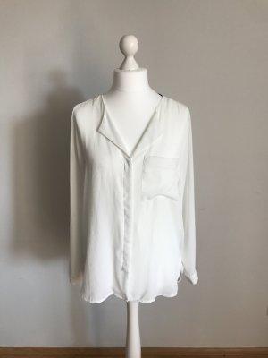 Weiße Bluse von Selected Femme