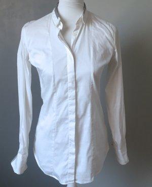 weiße Bluse von Soluzione