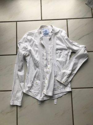 Weiße Bluse von Superdry in XL
