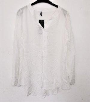 Weiße Bluse von The 2 Style - NP 49,95 Euro, jetzt nur noch 22 Euro