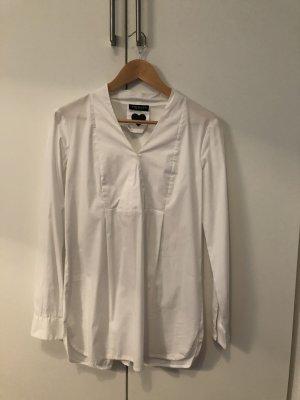 Twin-Set Simona Barbieri Blusa larga blanco
