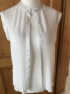 Weiße Bluse von Vero Moda in Größe L