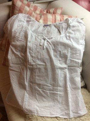 Weiße Bluse - wie neu