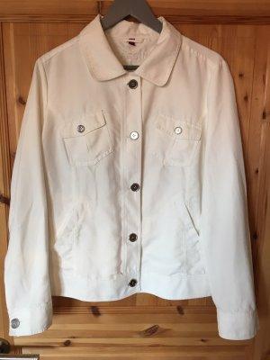 Biaggini Marynarka koszulowa biały