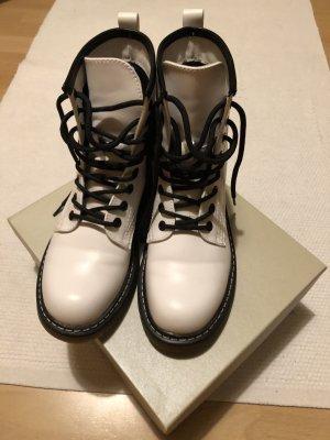 Chukka boot blanc