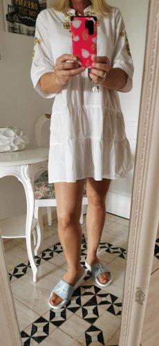 Weiße Boutique Kleid Gr. 36