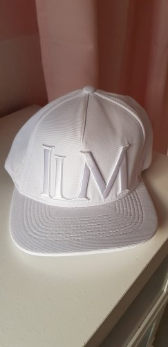 weiße Cap