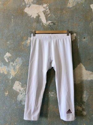 Adidas Legging blanc polyester