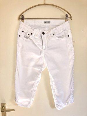 Arizona Spodnie Capri biały
