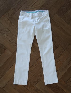 Phard Pantalon chinos blanc coton