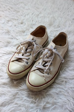 Weiße Converse All Star low Chucks Gr. 39 Sneakers