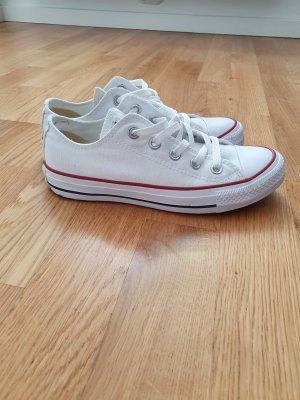 Weiße Converse / Chucks