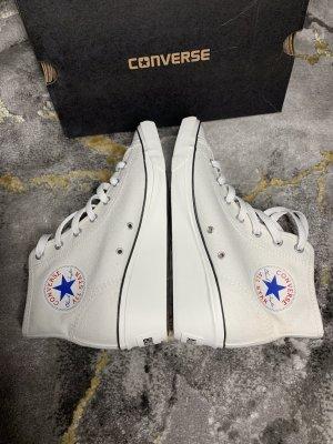 Converse Trampki klinowe biały