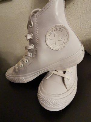 weiße Converse Gummistiefel Neuwertig