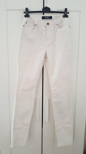 Boden Pantalón de pana blanco