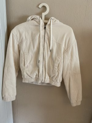 Tally Weijl Cord Jacket natural white