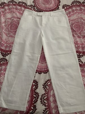 Weiße  Culotte