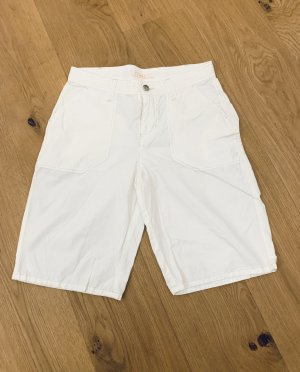 Weiße Damen Shorts/ Bermuda V .Mac jeans Gr. 36/S
